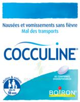 Boiron Cocculine Comprimés Orodispersibles B/40 à AIX-EN-PROVENCE